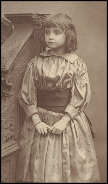 Artist Unknown - Minnie Terry as Mignon (1888) (1)