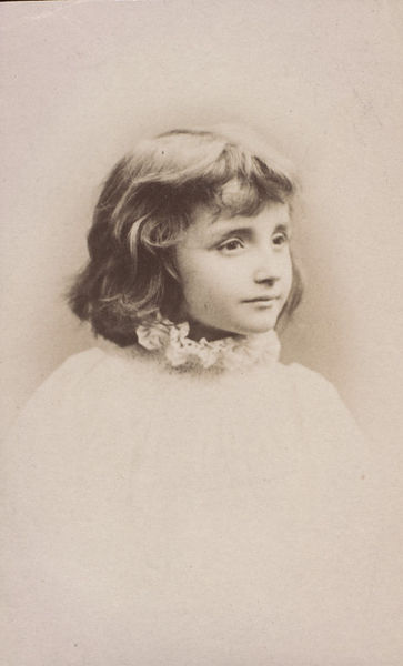 Artist Unknown - Minnie Terry as Mignon (1888) (2)