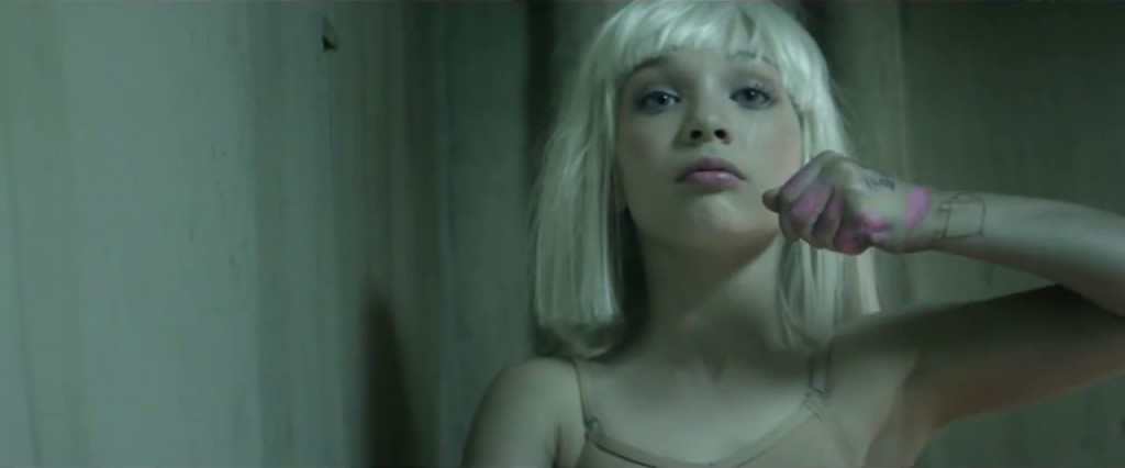 Sia, Daniel Askill - Still from 'Chandelier' (2014) (2)