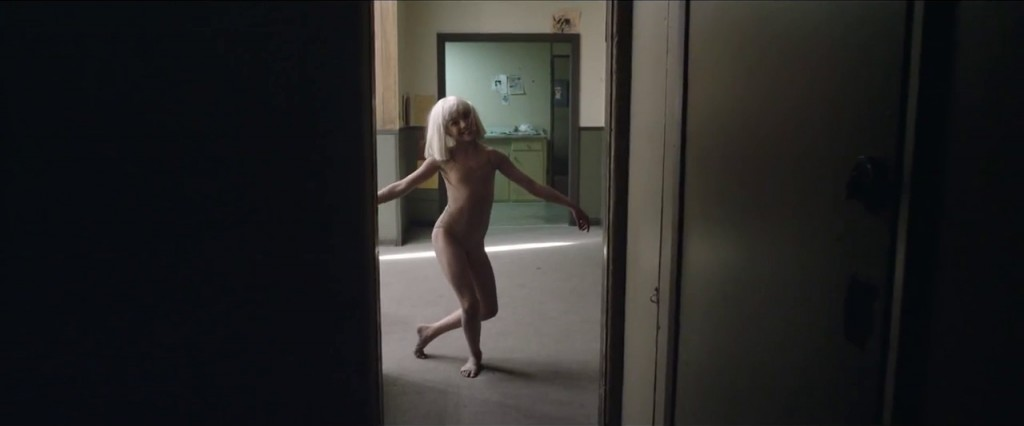 Sia, Daniel Askill - Still from 'Chandelier' (2014) (7)