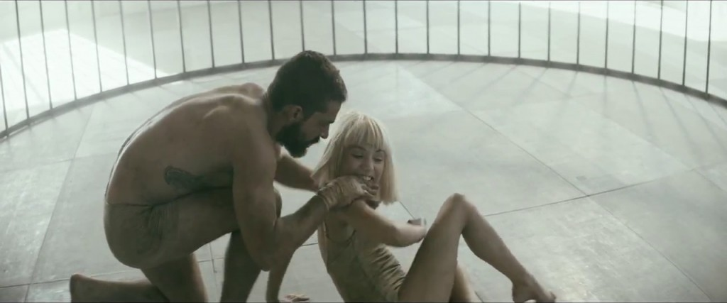Sia, Daniel Askill - Still from 'Elastic Heart' (2015) (5)