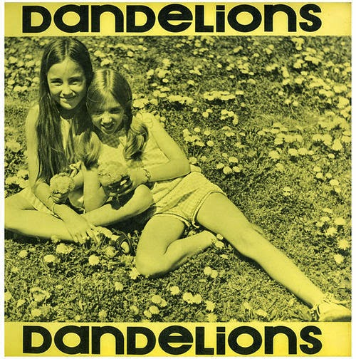 Frank Ackers (with Kitsy Christner & Tres Williams) - The Children of Sunshine - Dandelions (cover) (1971)