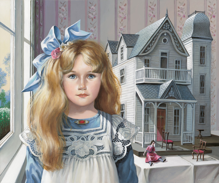 Pati Bannister - The Dollhouse (1992)