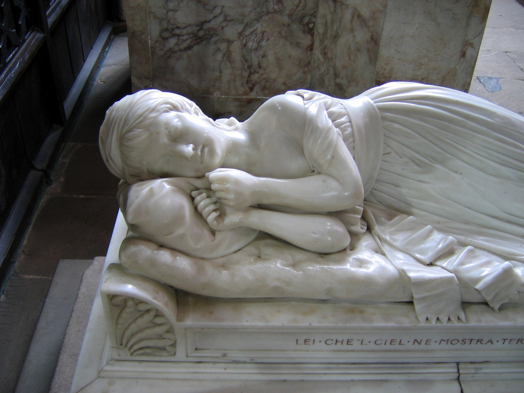 Thomas Banks - monument to Penelope Boothby (1793) (3)