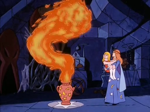 Filmation - He-Man and the Masters of the Universe: Bargain With Evil (1984) (2)