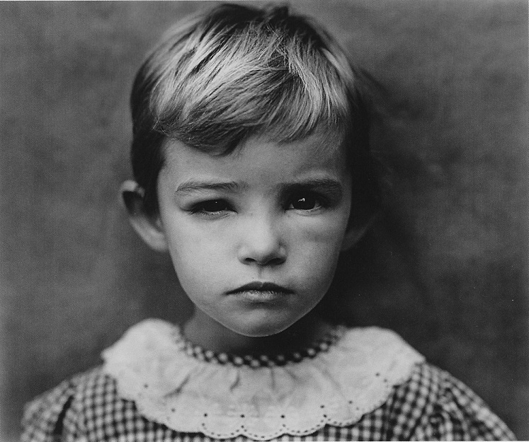 Sally Mann - Damaged Child (1984)
