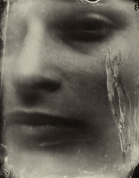 Sally Mann - Faces No. 10 (2004)