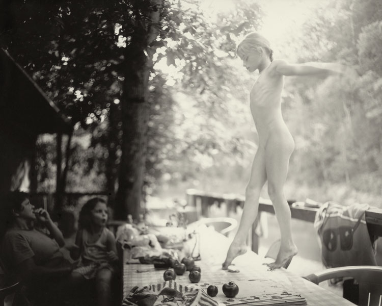 Sally Mann - The Perfect Tomato (1990)