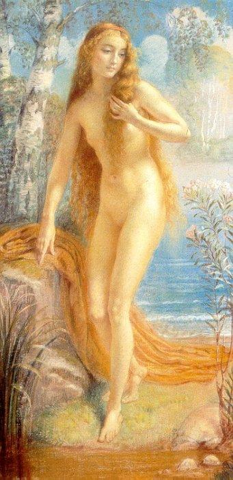 Armand Point - The Bather