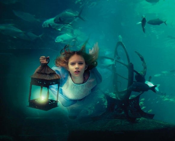 Elena Kalis - Atlantis (Date Unknown)