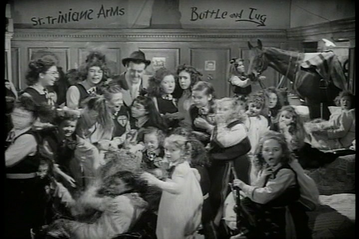 Frank Launder, Sidney Gilliat and Val Valentine - The Belles of St. Trinian's (1954) (4)