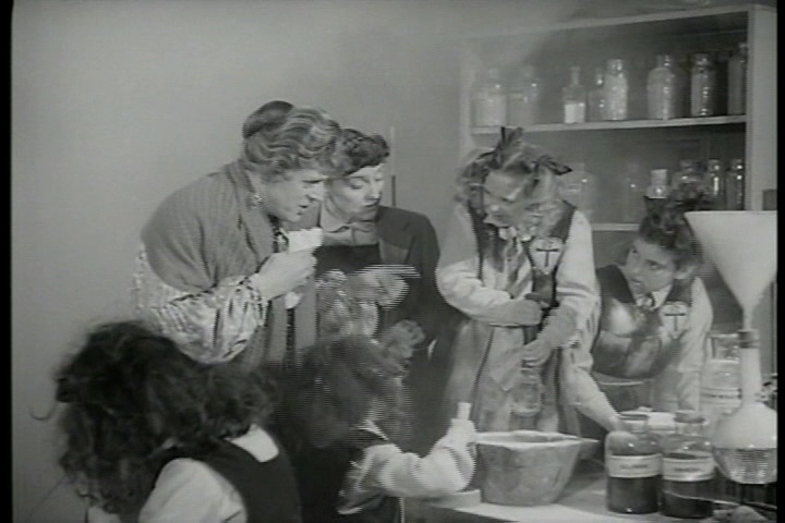 Frank Launder, Sidney Gilliat and Val Valentine - The Belles of St. Trinian's (1954) (6)