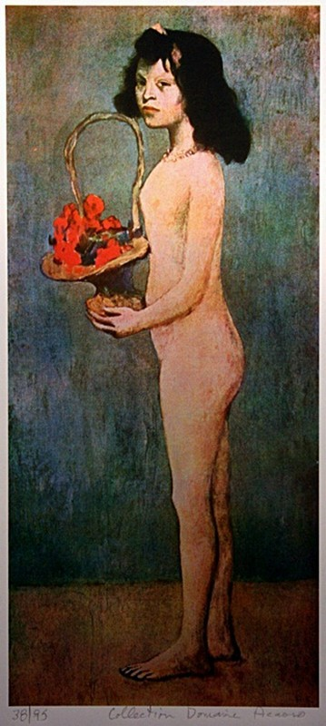 Picasso nude girls lanka