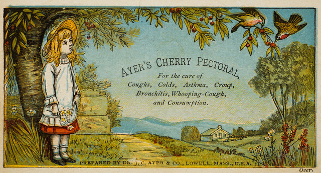 J.C. Ayer & Co. - Ayer's Cherry Pectoral Advertisement