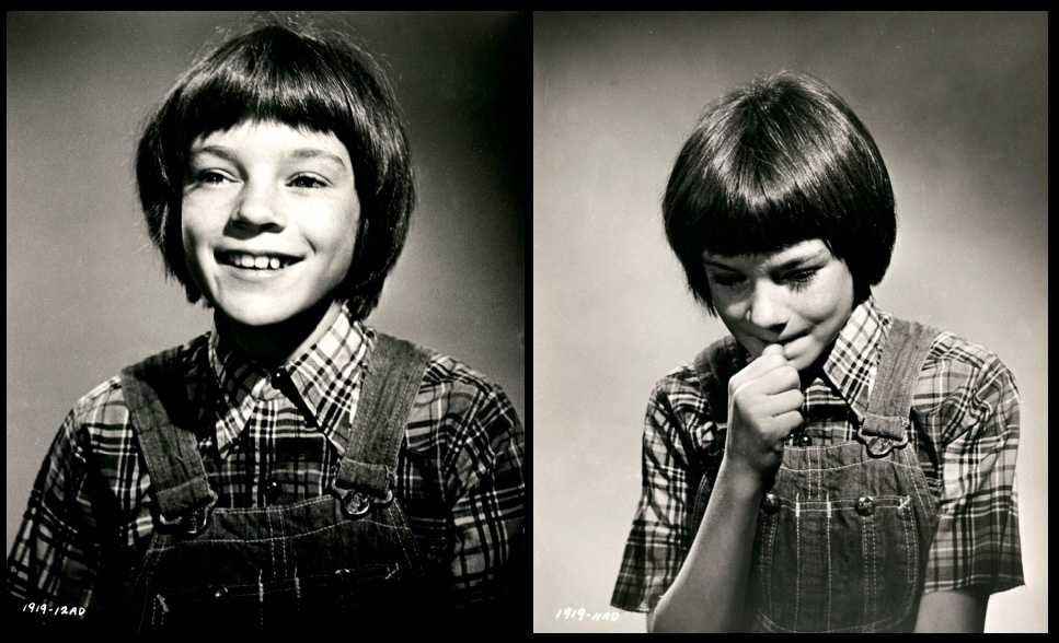 Photographer Unknown - Mary Badham (publicity stills)