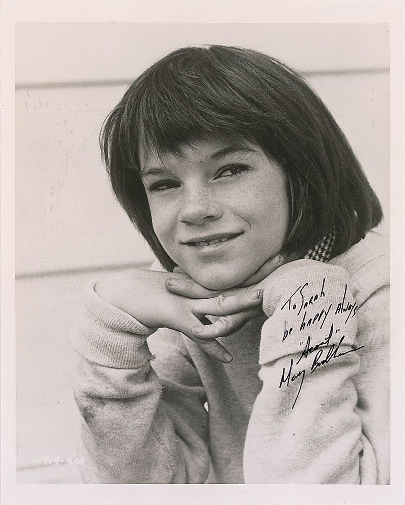 Photographer Unknown - Mary Badham (publicity still) (1)