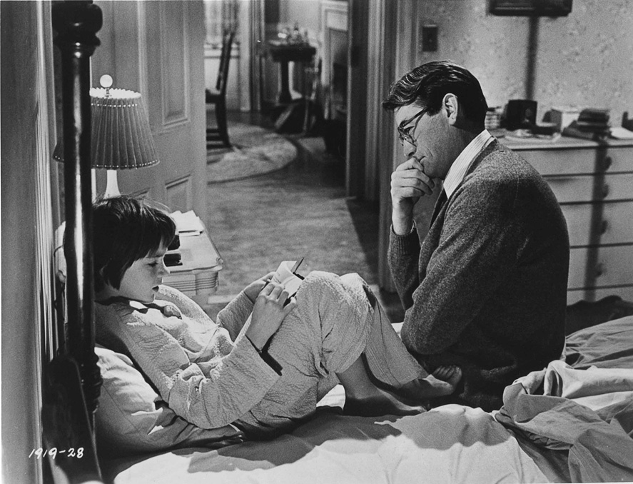 Robert Mulligan - To Kill a Mockingbird (film still) (5)