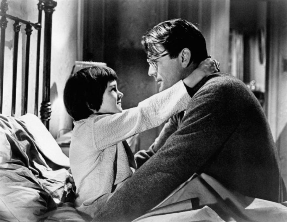 Robert Mulligan - To Kill a Mockingbird (film still) (1)