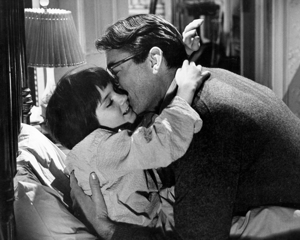 Robert Mulligan - To Kill a Mockingbird (film still) (6)