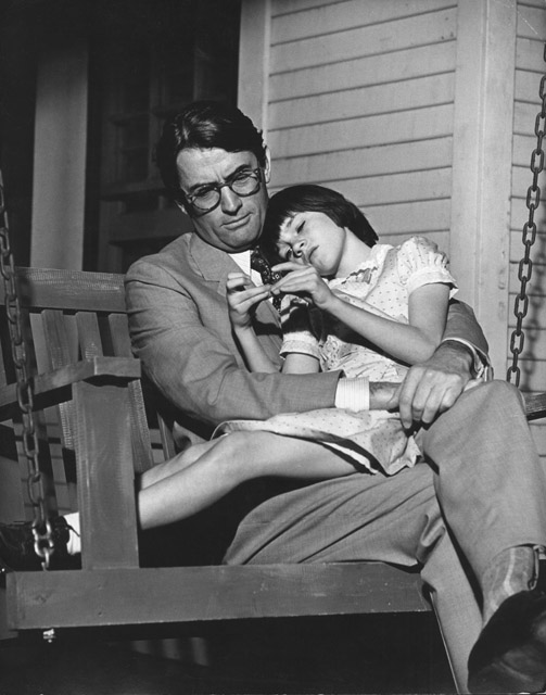 Robert Mulligan - To Kill a Mockingbird (film still) (4)