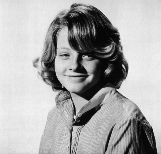 (Photographer Unknown) - Young Jodie Foster (1976)