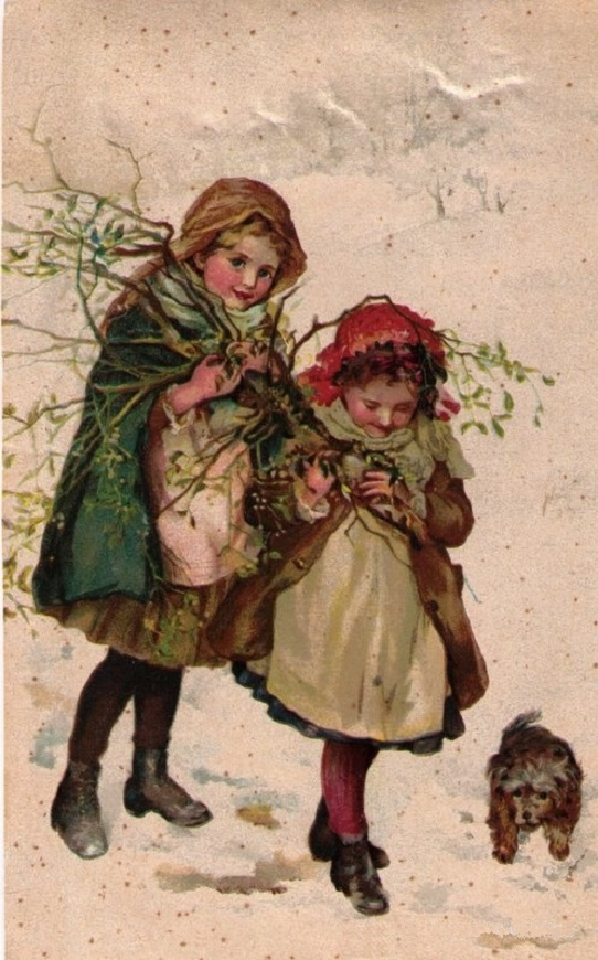 (Illustrator Unknown) - Postcard (c1880)