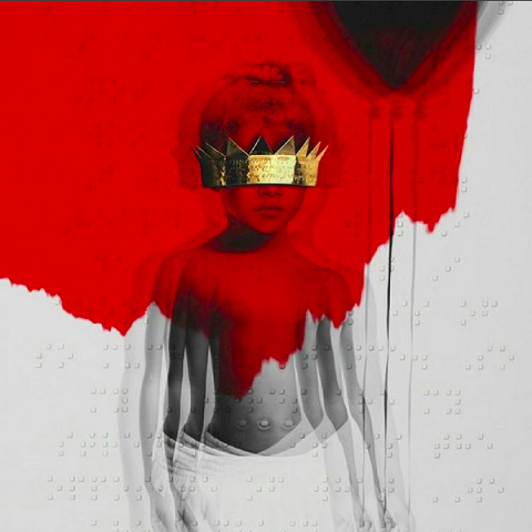 Roy Nachum - Cover to Rihanna's Anti (2015)