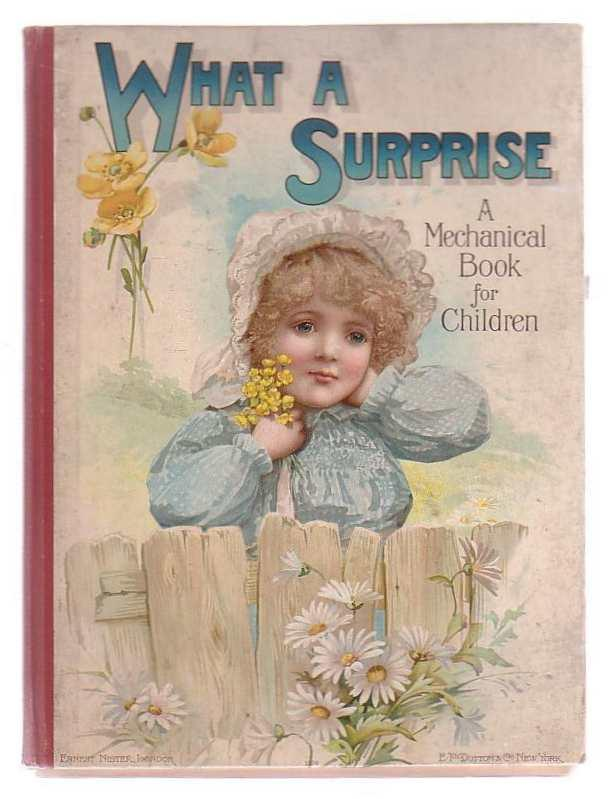 (Illustrator Unknown) - What a Surprise (Cover) (1906)