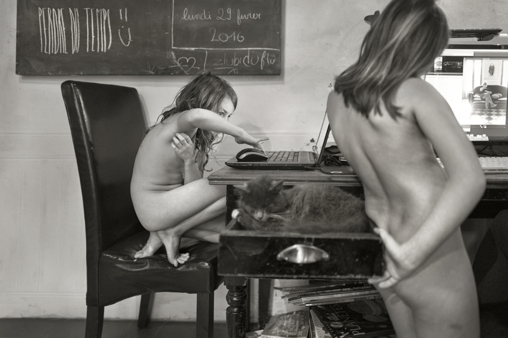 Alain Laboile- Untitled (8) (2016)