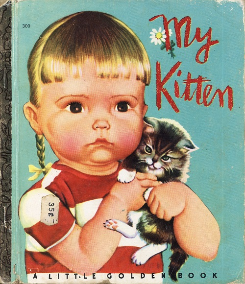 Eloise Wilkin - My Kitten (Cover) 1954