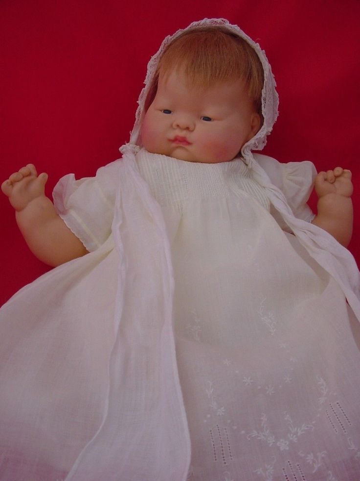 "Image of ""Baby Dear"" doll created by Eloise Wilkin"
