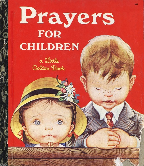 Eloise Wilkin - Prayers for Children (Cover) 1952