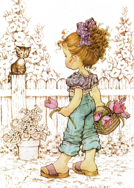 Sarah Kay Illustrator