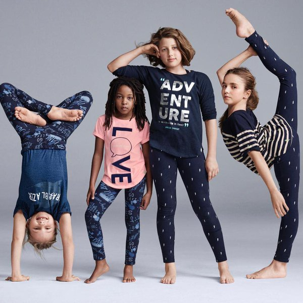 Gap Kids Ad Campaign (2016)