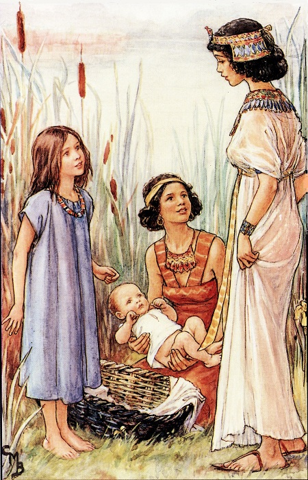 Cicely Mary Barker - He Leadeth Me (1936)