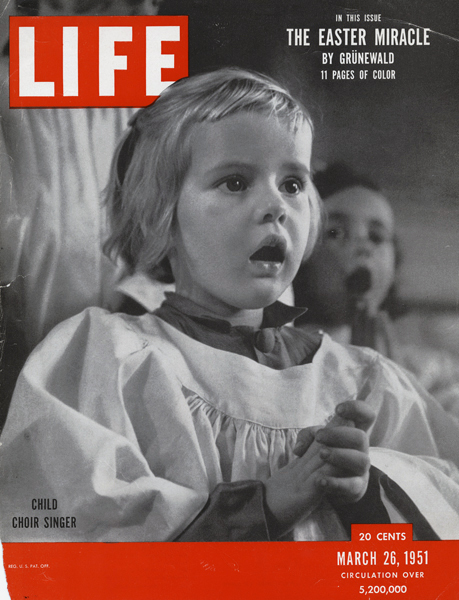 Esther Bubley - LIFE (Cover) (1951)