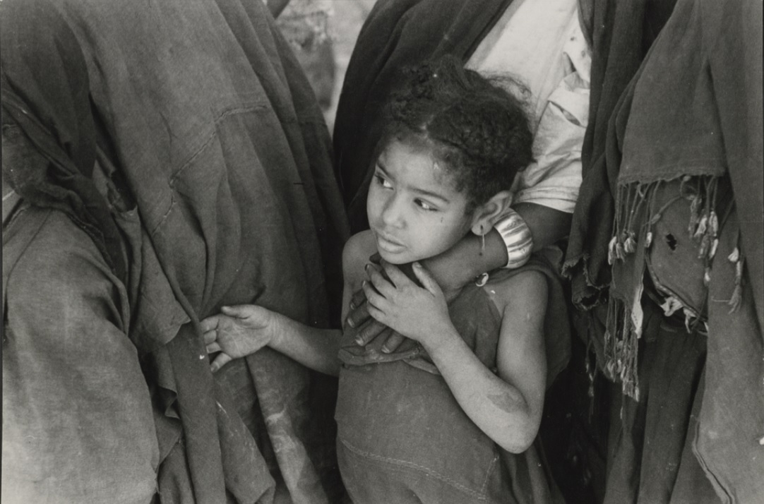Esther Bubley - African child (1953)