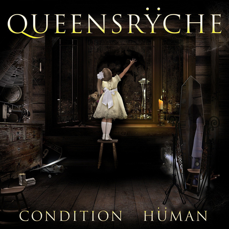 Joe Helm - Queensrÿche - Condition Hüman (2015)