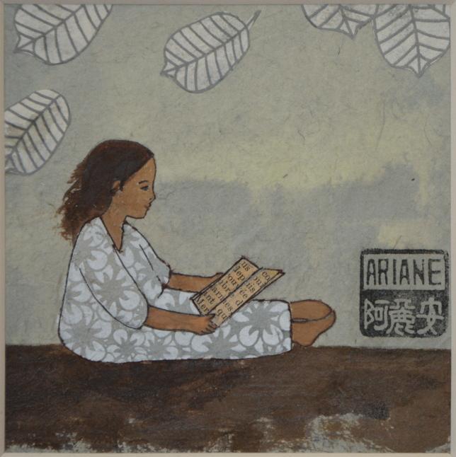 Ariane Conte - Passé présent