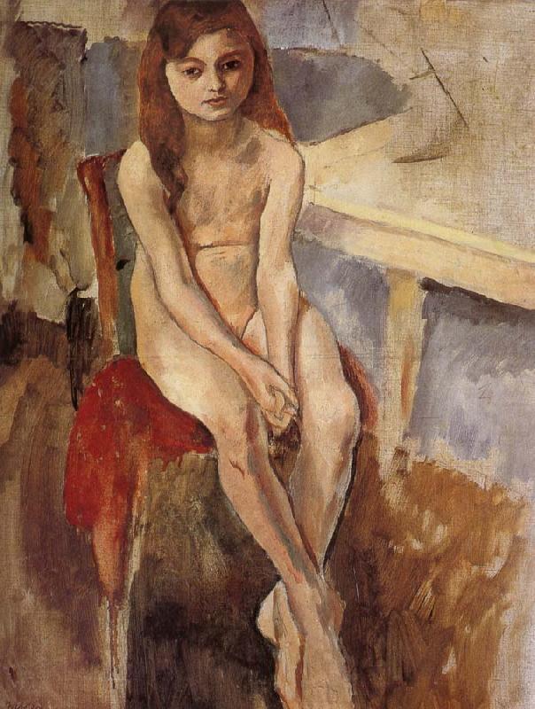 Jules Pascin - Female