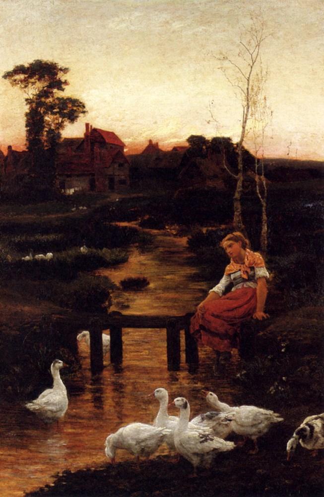 Alice Mary Havers - Goosey, goosey gander